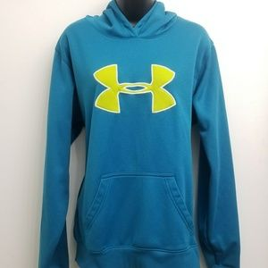 UNDER ARMOUR WOMEN'S HODDIE  SZ.XL